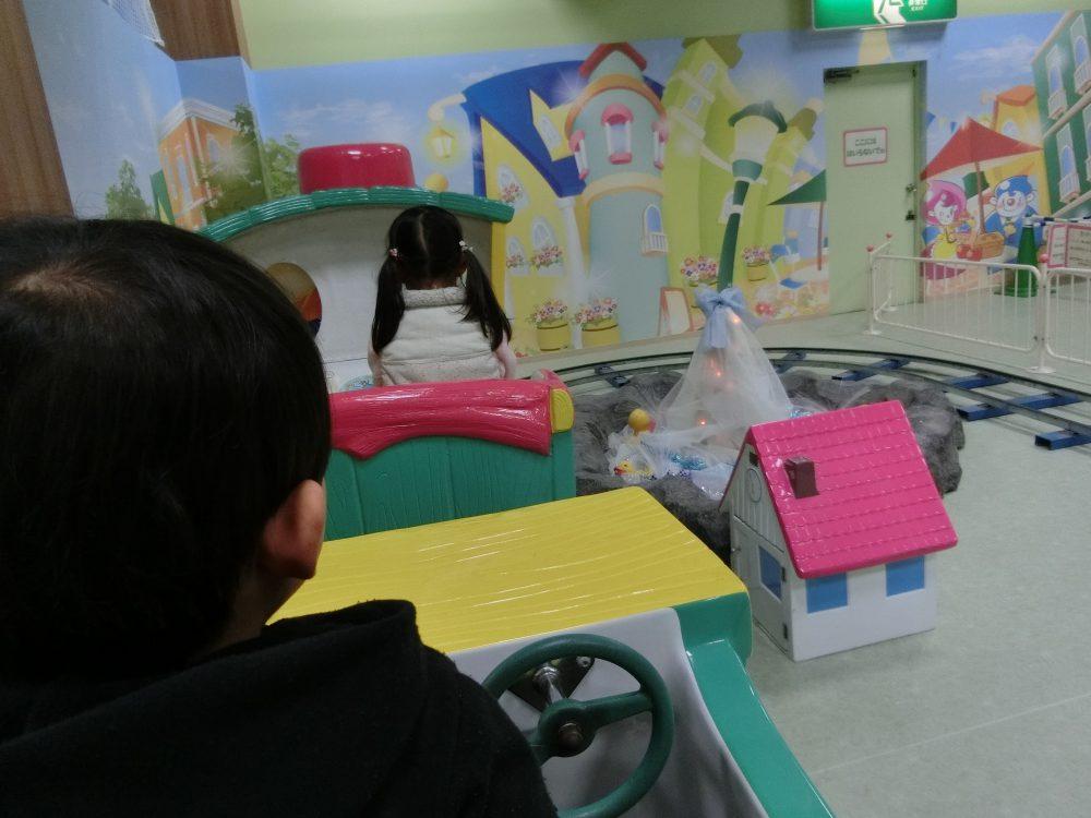 愛知県大口町の子供の遊び場「アメイジングワールド大口店」2017(3/3)