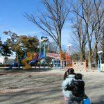 岐阜県岐阜市の子供の遊び場「野一色公園」2017