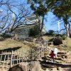 愛知県小牧市の「小牧山」に子供と行ってきました。2017