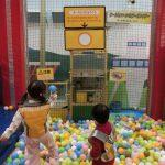 エアポートウォーク名古屋の子供の遊び場「ウルトラマンCLUB」