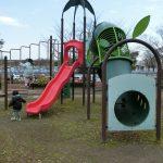 愛知県一宮市の子供の遊び場「光明寺公園」