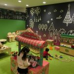 イオンモール桑名の子供の遊び場「モーリーファンタジー(わいわいぱーく)」