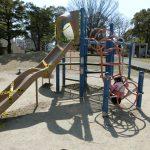 愛知県名古屋市の「枇杷島公園」へ子供と行ってきました。2017