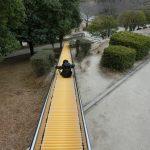 愛知県長久手市の「杁ヶ池公園」に子供と行ってきました。2017