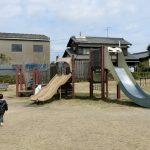 岐阜県各務原市の「河跡湖公園」に子供と行ってきました。2017