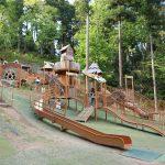 福井県鯖江市の「西山公園」に子供と行ってきました。2017
