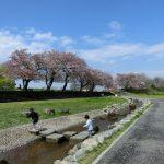 岐阜県笠松町の「笠松みなと公園」に子供と行ってきました。2017