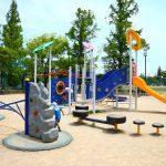愛知県一宮市の子供の遊び場「奥町公園」