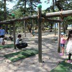 福井県敦賀市の「気比の松原」に子供と行ってきました。2017
