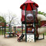 愛知県江南市の子供の遊び場「蘇南公園」