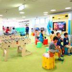 岐阜県岐阜市の子供の遊び場「ドリームシアター岐阜」5階