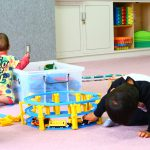 岐阜県岐阜市の子供の遊び場「ドリームシアター岐阜」4階