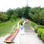 愛知県小牧市の子供の遊び場「桃花台中央公園」