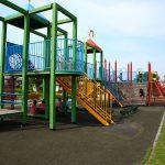 愛知県小牧市の子供の遊び場「小牧市スポーツ公園」
