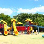 愛知県名古屋市の子供の遊び場「小幡緑地本園」