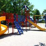 愛知県一宮市の子供の遊び場「彦田公園」