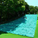 愛知県安城市の子供の遊び場「堀内公園」(無料遊具編)