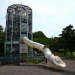 愛知県江南市の子供の遊び場「フラワーパーク江南」