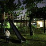 【ホタル】愛知県一宮市の子供の遊び場「萬葉公園」