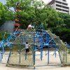 愛知県名古屋市の子供の遊び場「白川公園」