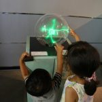 愛知県名古屋市の子供の遊び場「でんきの科学館」