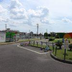 愛知県春日井市の子供の遊び場「春日井市交通児童遊園」