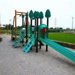 岐阜県本巣市の子供の遊び場「宗慶大塚古墳公園」