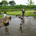 岐阜県北方町の子供の遊び場「清流平和公園」