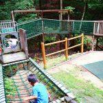 長野県売木村のオートキャンプ場「うるぎ星の森オートキャンプ場」