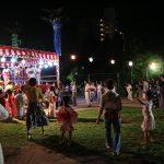岐阜・愛知を中心に、盆踊りの定番に「ダンシングヒーロー」。