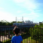 愛知県一宮市の子供の遊び場「梅ヶ枝公園」