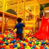 イオンモール柳津の子供の遊び場「Kid's Us Land」