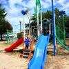 【小さな公園】愛知県一宮市の子供の遊び場「弁天公園」