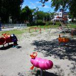 【小さな公園】愛知県一宮市の子供の遊び場「橋呑公園」