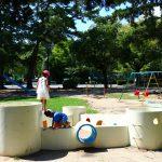愛知県豊橋市の子供の遊び場「豊橋公園」