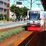愛知県豊橋市の「路面電車」に子供と乗ってきました