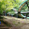 岐阜県本巣市の子供の遊び場「文殊の森公園」