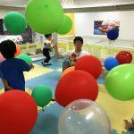 フォレオ大津一里山の子供の遊び場「クラブ遊キッズ」