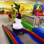 ピアゴ江南店の子供の遊び場「Kid's Us Land」