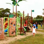 愛知県江南市の子供の遊び場「江南市中央公園」