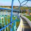 岐阜県海津市の子供の遊び場「平田公園」