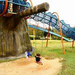 福井県小浜市の子供の遊び場「若狭総合公園」