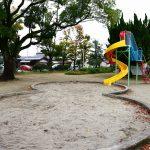 【小さな公園】愛知県一宮市の子供の遊び場「西浅間公園」