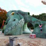 愛知県半田市の子供の遊び場「みなと公園」