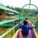 愛知県犬山市の子供の遊び場「ひばりヶ丘公園」