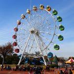 愛知県碧南市の子供の遊び場「碧南市明石公園」