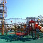 愛知県刈谷市の子供の遊び場「岩ケ池公園(刈谷ハイウェイオアシス)」