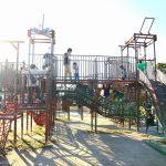 愛知県大府市の子供の遊び場「あいち健康の森公園」