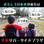 岐阜県海津市の子供の遊び場「平田リバーサイドプラザ」
