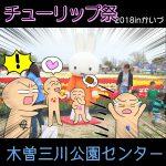 木曽三川公園センターの花のイベント「チューリップ祭2018inかいづ」